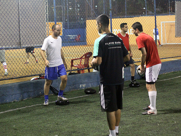 Fotos da página Soccer Coaching