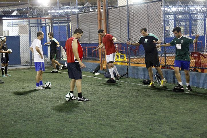 Fotos da página Soccer Coaching