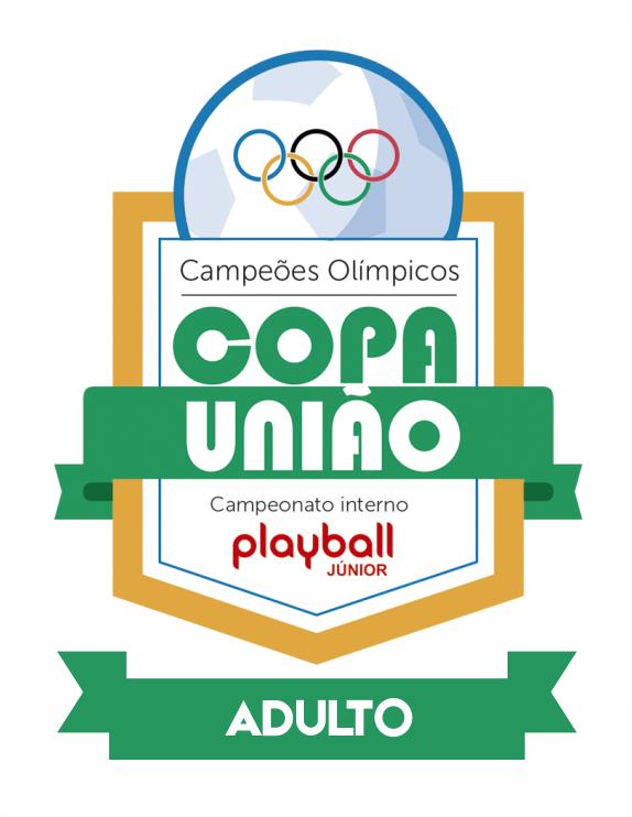 Copa União Playball Junior de Futebol Society - Adulto