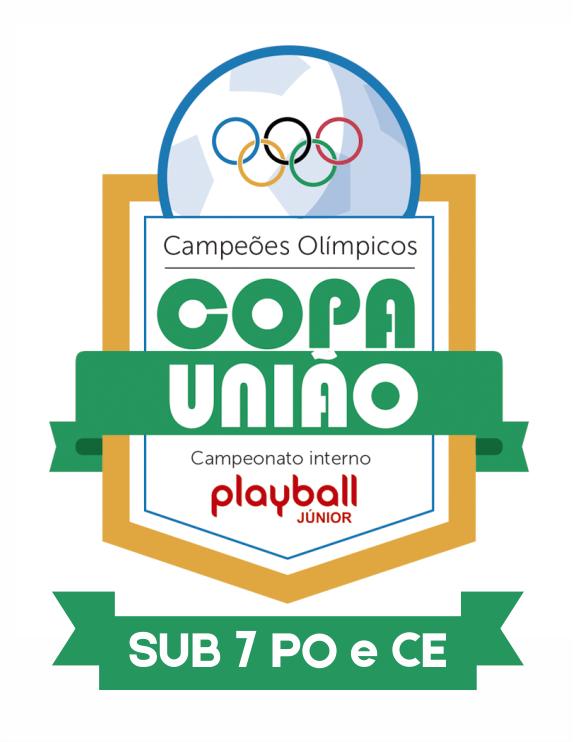 Copa União Playball Junior de Futebol Society - Sub/7