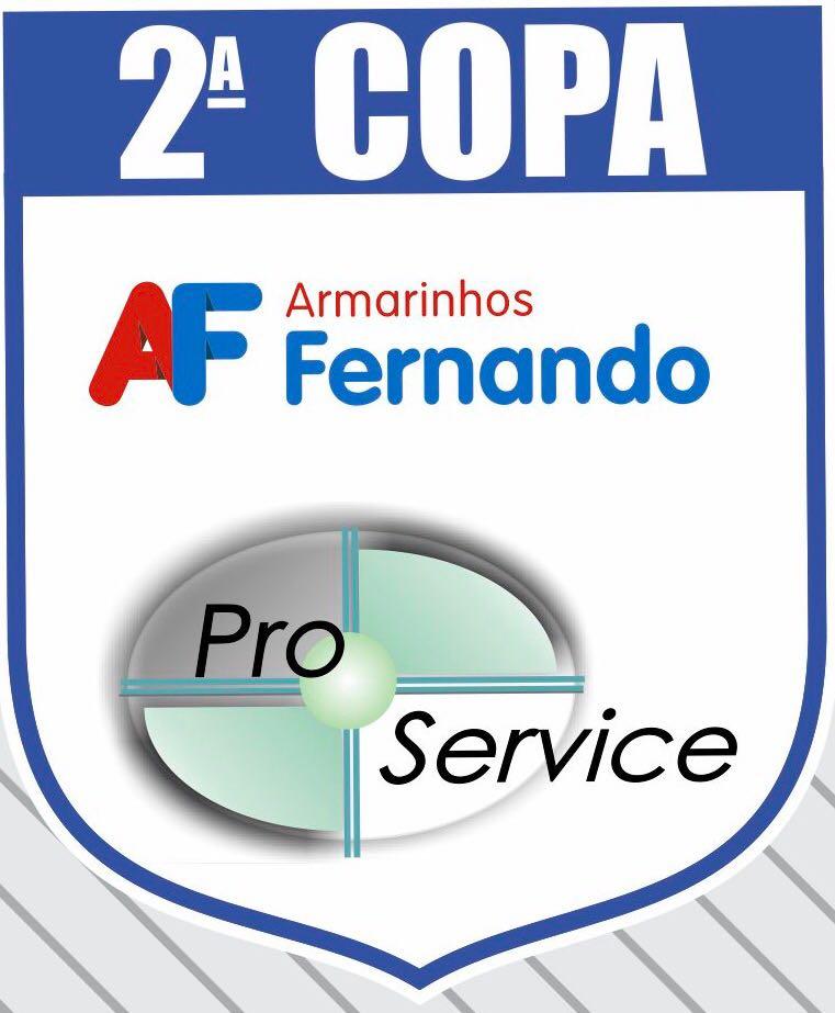 2ª Copa Armarinhos Fernando/ Proservice de Futebol 7 Society