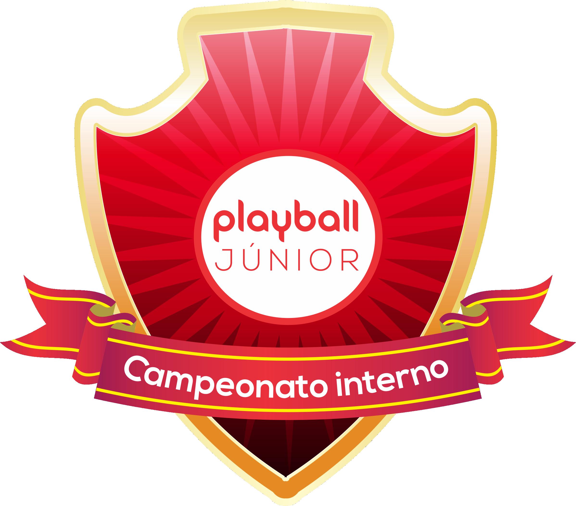 Campeonato Interno Playball Júnior 2017 - 2º Semestre