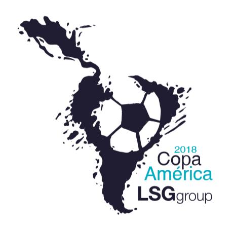 COPA AMÉRICA 2018 LSG Group de Futebol Society