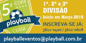 5ª Copa Playball Ceasa